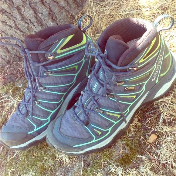 official photos 582d7 29aeb Salomon X Ultra 2 Mid GTX Hiking Boots